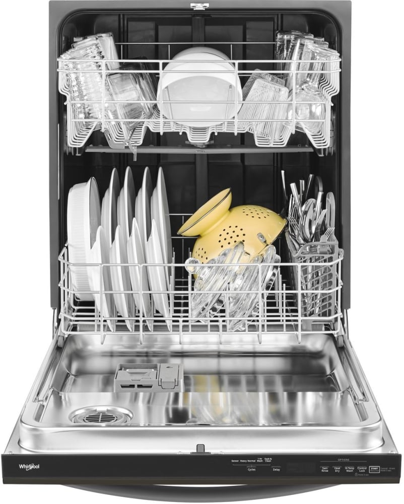 East Coast Auto >> Whirlpool WDT730PAHV Fully Integrated Dishwasher with ...