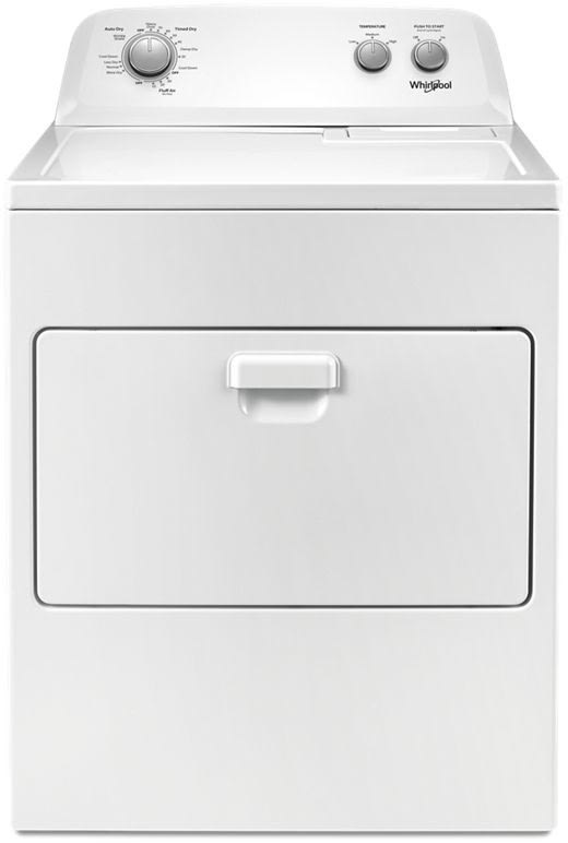 Whirlpool Wgd4850hw 29 Inch Gas Dryer With Autodry Drying