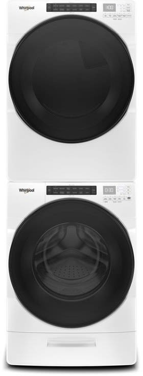 Whirlpool Wpwadrgw66204 Stacked Washer Amp Dryer Set With