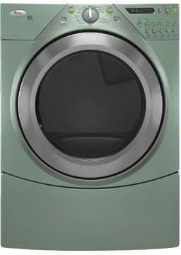 Whirlpool Wgd9600ta 27 Inch Gas Steam Dryer With 7 4 Cu