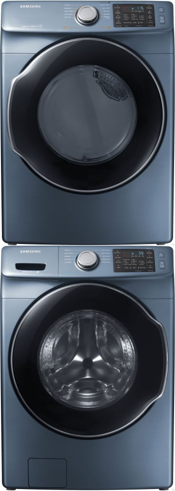 Samsung Sawadrgbl24 Stacked Washer Amp Dryer Set With Front