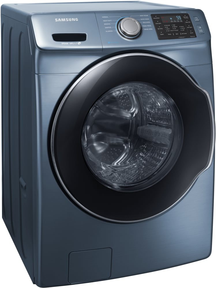 Samsung Wf45m5500az 27 Inch Front Load Washer With Steam