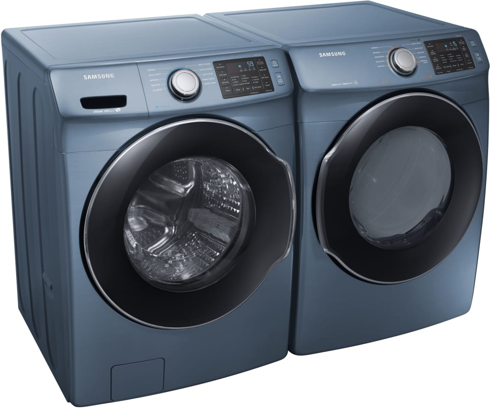 Samsung DVE45M5500Z 27 Inch Electric Dryer With Multi