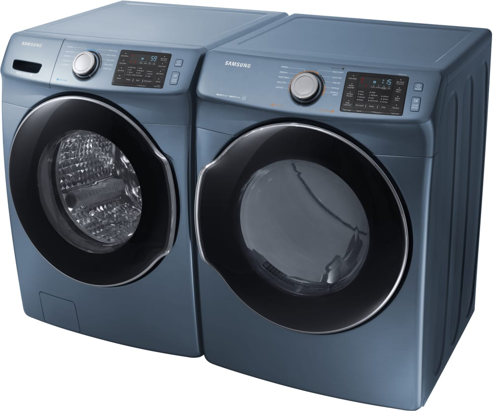 samsung dve45m5500z shown with matching washer