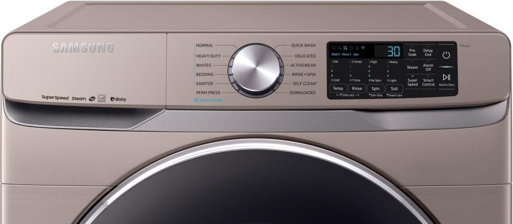 Samsung Wf45r6300ac 27 Inch 4 5 Cu Ft Front Load Washer