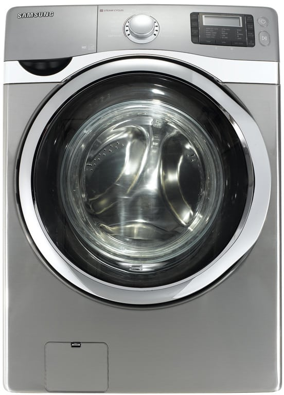 Samsung Wf520abp 27 Inch Front Load Steam Washer With 4 3