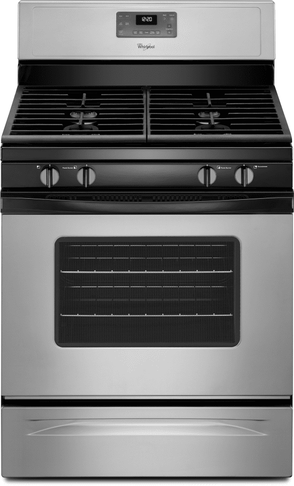 Whirlpool Wfg515s0ed 30 Inch Freestanding Gas Range With