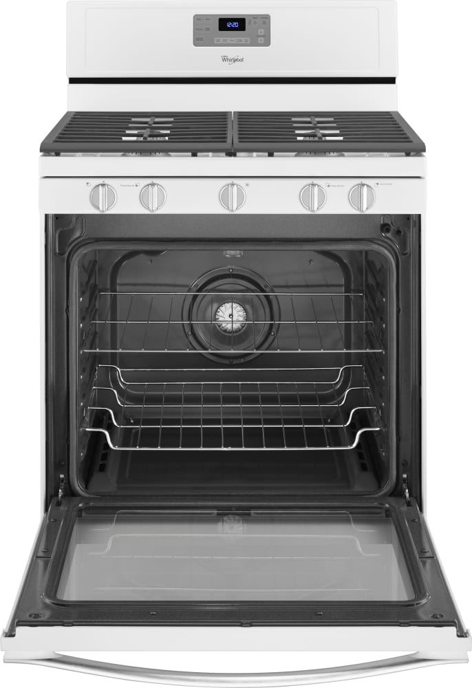 Whirlpool Wfg540h0eh 30 Inch Freestanding Gas Range With