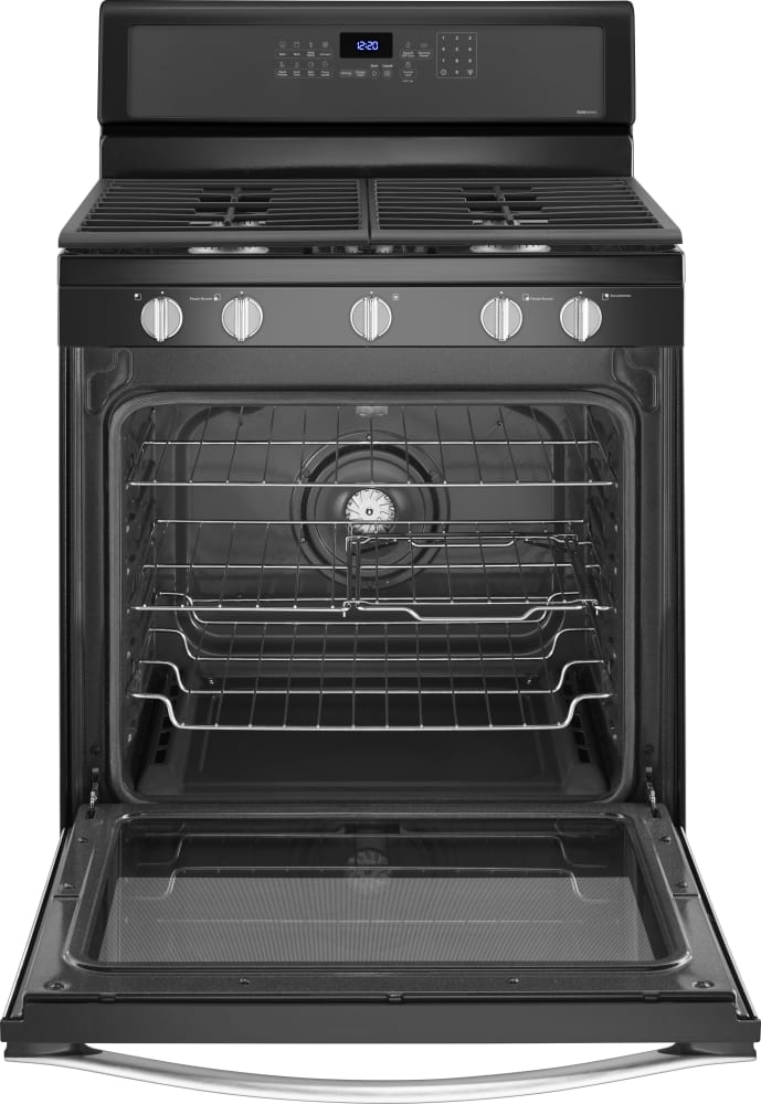 Whirlpool Wfg715h0ee 30 Inch Freestanding Gas Range With 5