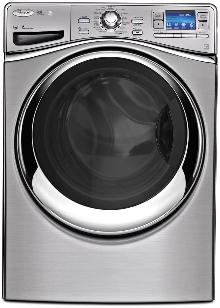 Whirlpool Wfl98hebu 27 Inch 4 3 Cu Ft Front Load Washer