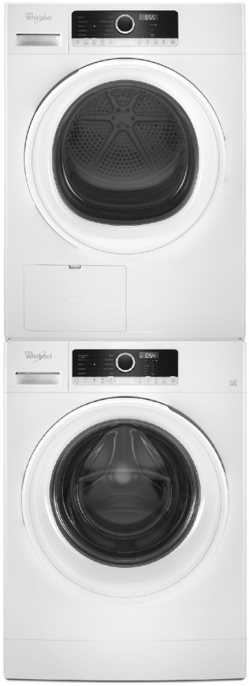 Whirlpool Wfw3090gw 24 Inch Compact Front Load Washer With