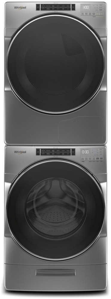 Whirlpool Wfw862chc 27 Inch Front Load Washer With Load