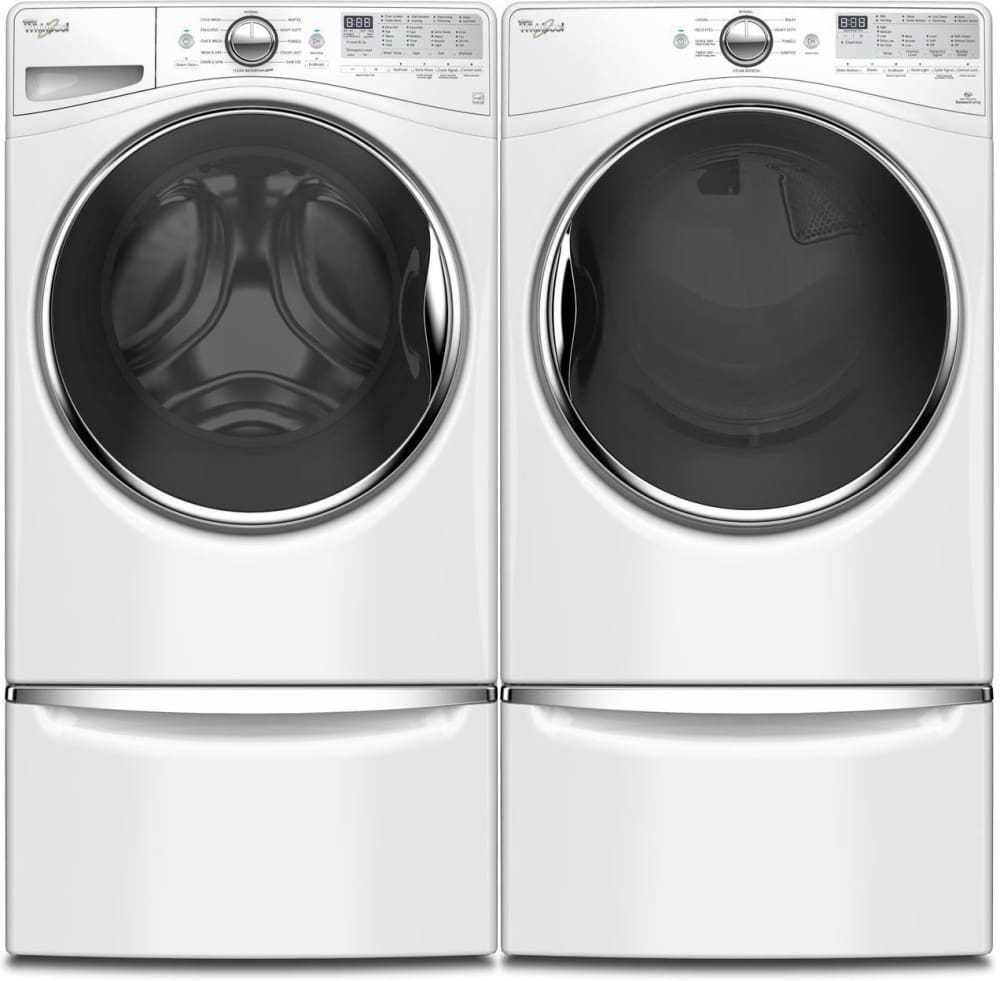 Whirlpool Washer And Dryer Front Load