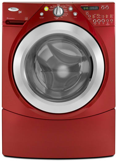 Whirlpool Wfw9450wr 27 Inch Front Load Washer With 4 4 Cu