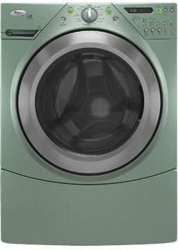 Whirlpool Wfw9600ta 27 Inch Front Load Washer With 4 0 Cu