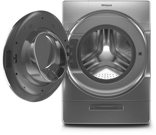 Whirlpool Wfw9620hc 27 Inch Front Load Washer With Load