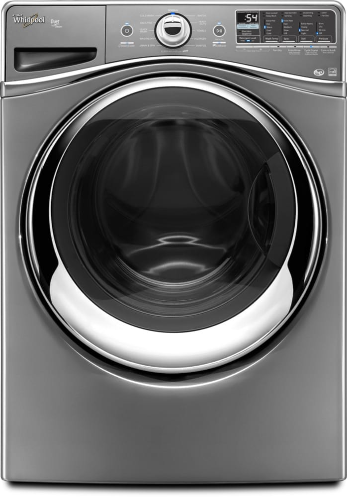 Whirlpool Wfw96heau 4 3 Cu Ft Front Load Washer With 12