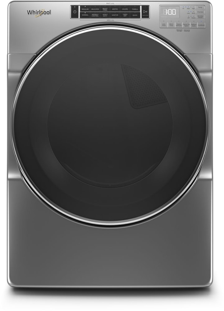 Whirlpool Wpwadrgc86203 Stacked Washer Amp Dryer Set With