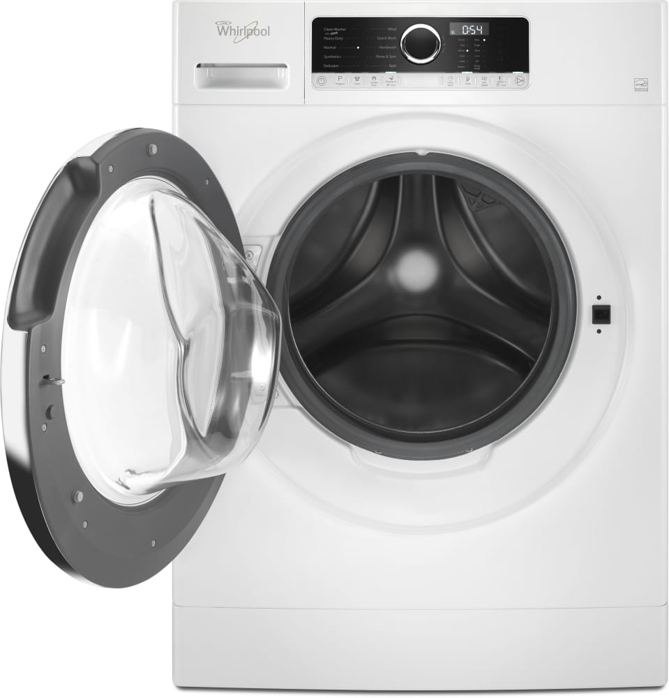 Compact Front Load Washers Whirlpool Wfw5090gw 24 Inch 23 Cu Ft Compact Front Load Washer