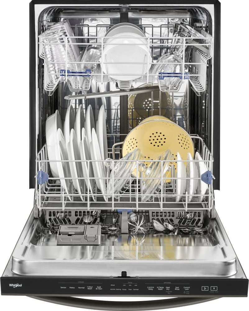 Whirlpool Wdt750sahb Fully Integrated Dishwasher With
