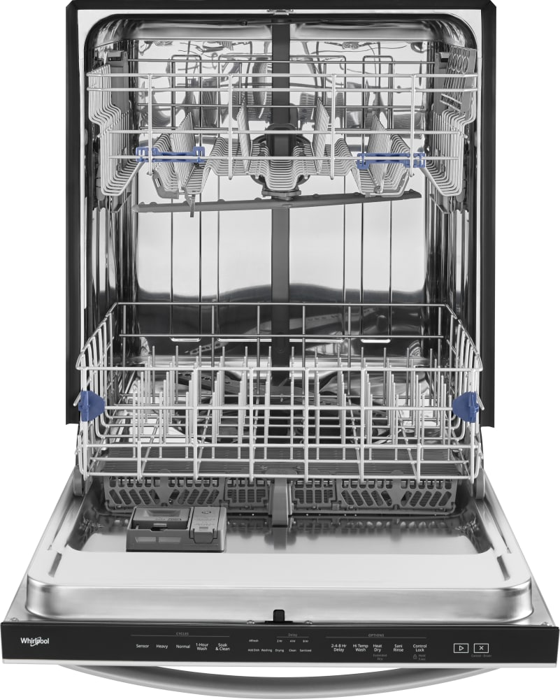 Whirlpool Wdt750sahz Fully Integrated Dishwasher With