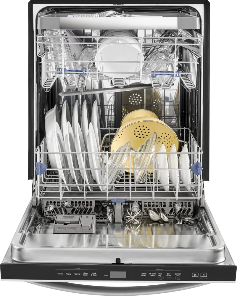 Whirlpool Wdt970sahz Fully Integrated Dishwasher With Ez 2
