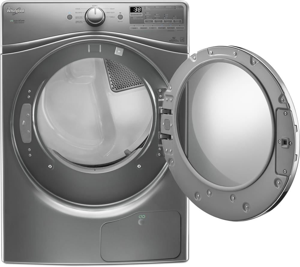 Whirlpool Wed9290fc 27 Inch 7 4 Cu Ft Ventless Electric
