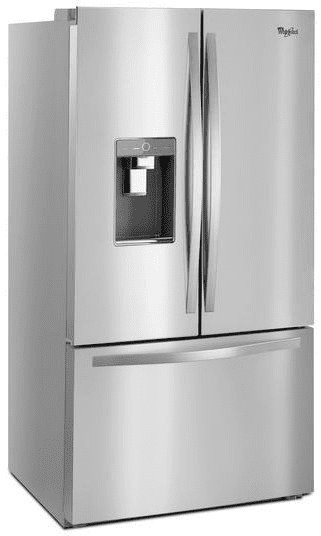 Whirlpool Wrf993fifm 36 Inch French Door Refrigerator With Infinity