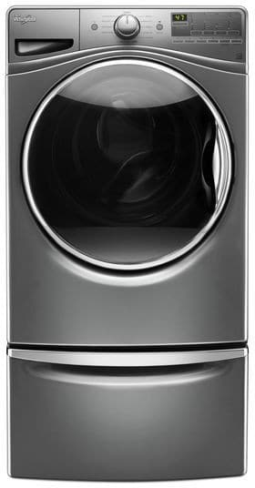 Whirlpool Wfw85hefc 27 Inch Front Load Washer With Steam