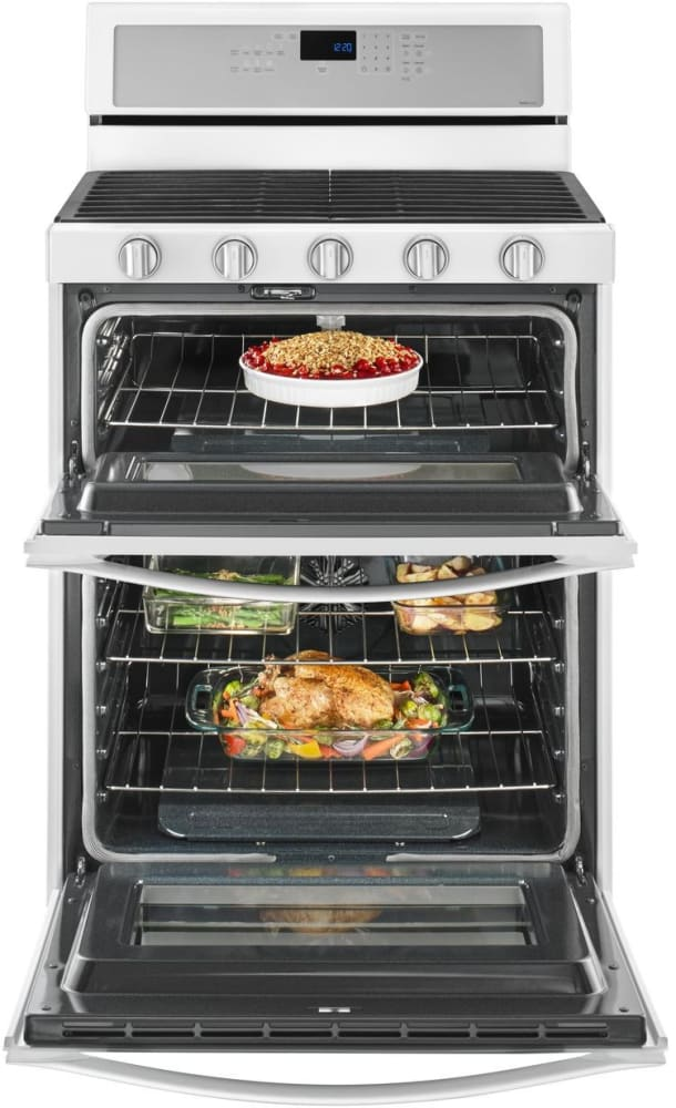 Whirlpool Wgg745s0fh 30 Inch Freestanding Gas Range With 5