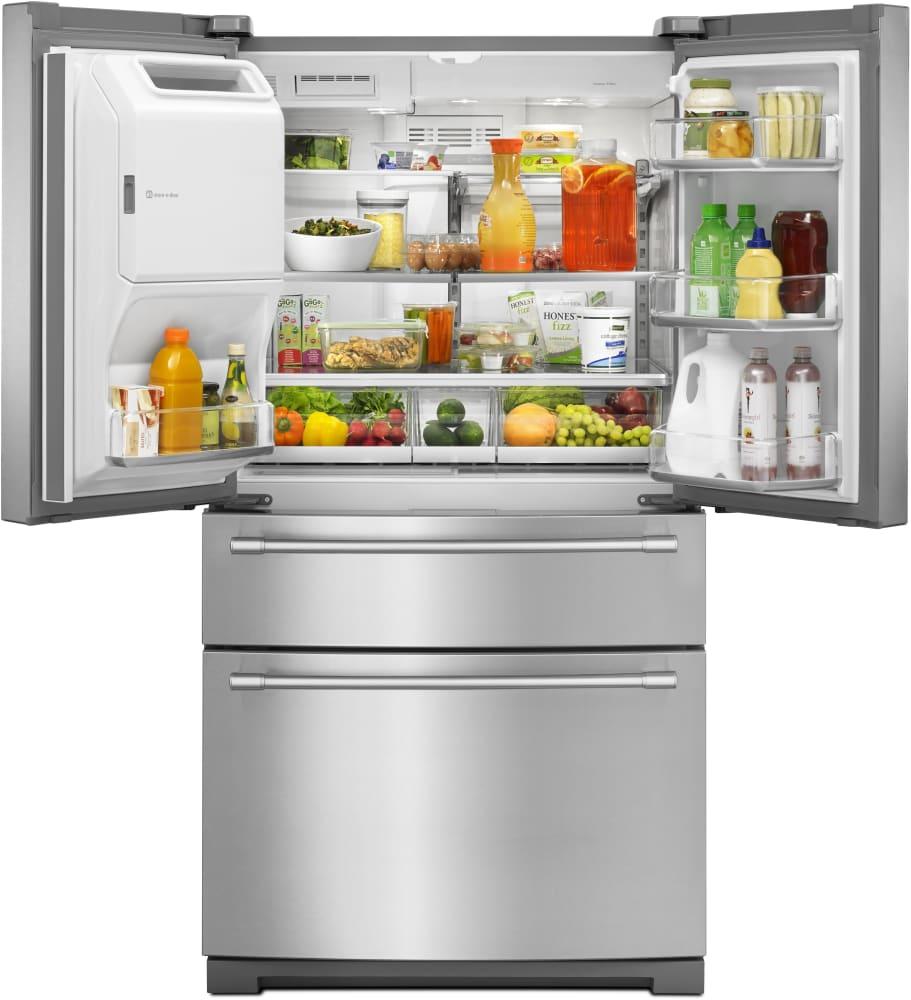 Maytag Mfx2676frz 36 Inch 4 Door French Door Refrigerator