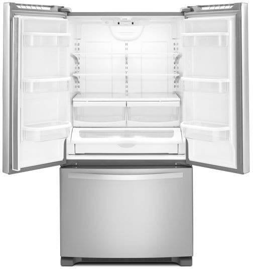 Whirlpool Wrf535smbm 36 Inch French Door Refrigerator With