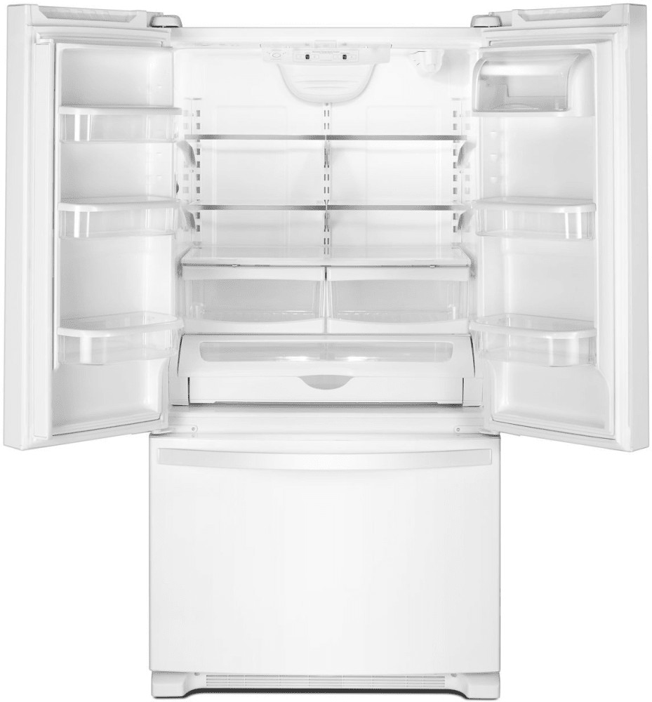 Whirlpool Wrf535smhw 36 Inch French Door Refrigerator With