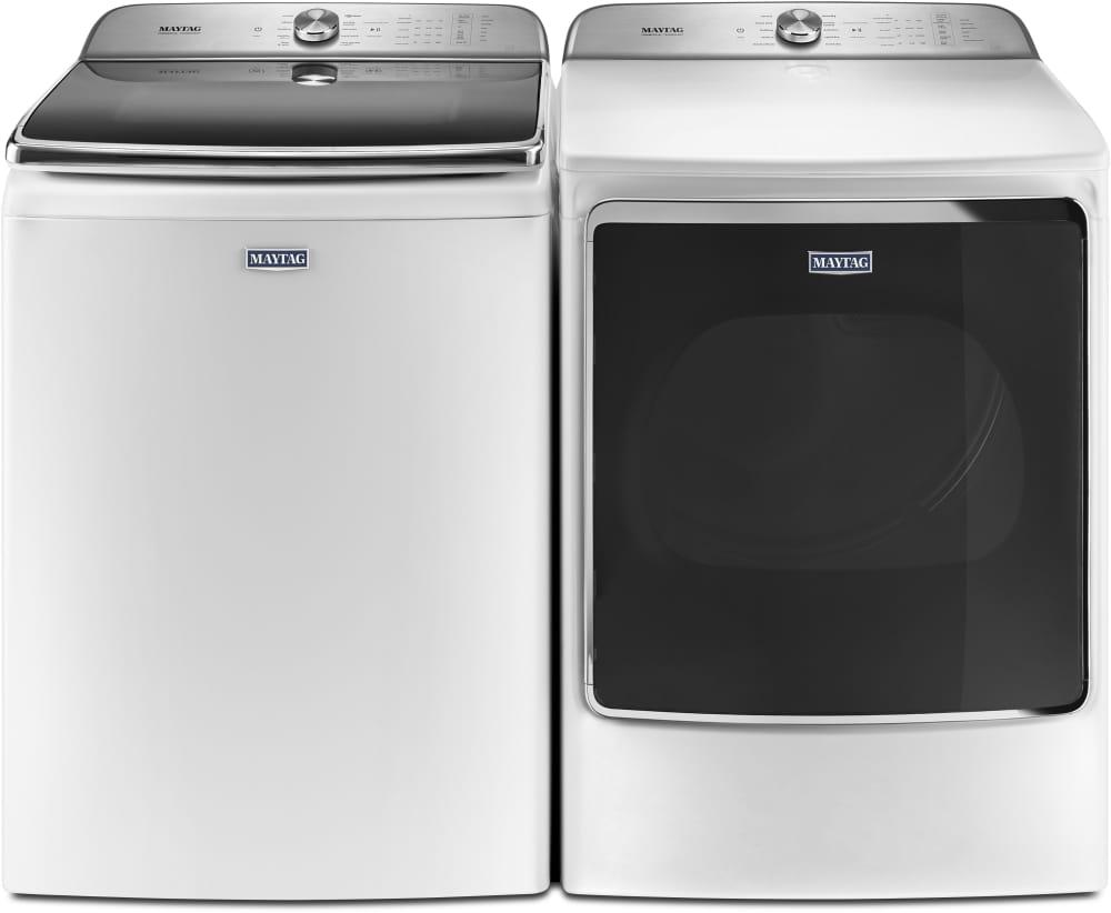 Maytag mvwb955fw 30 inch top load washer with 6 2 cu ft - Maytag whirlpool ...