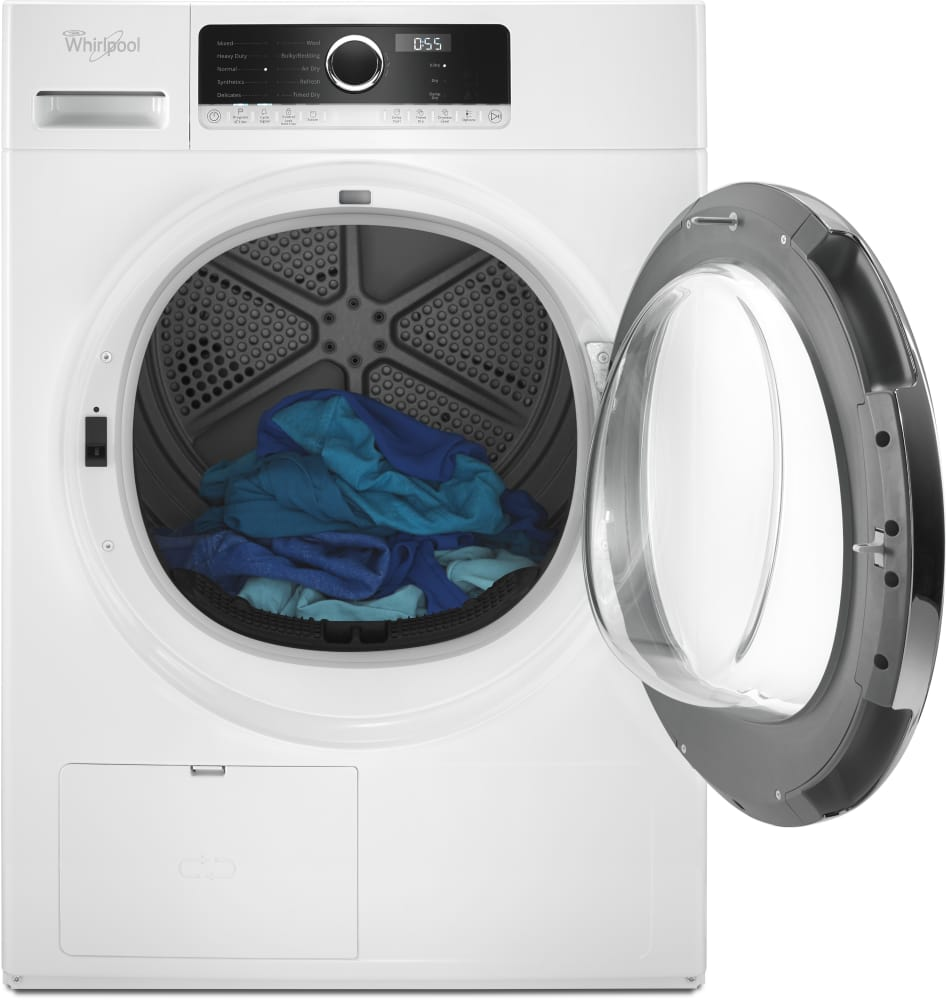 Drum Capacity Whirlpool Whd5090gw 4 3 Cu Ft