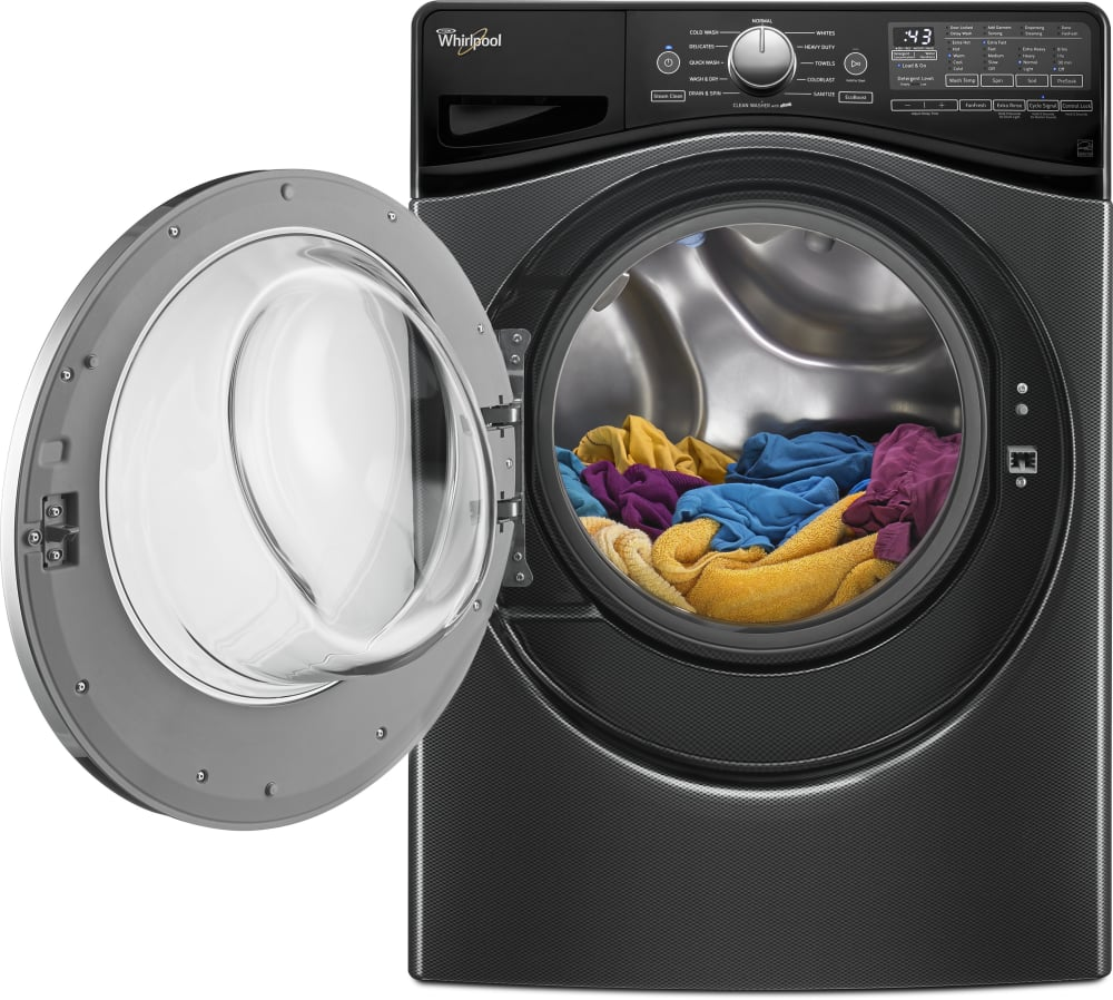 Whirlpool Wfw9290fbd 27 Inch 4 2 Cu Ft Front Load Washer