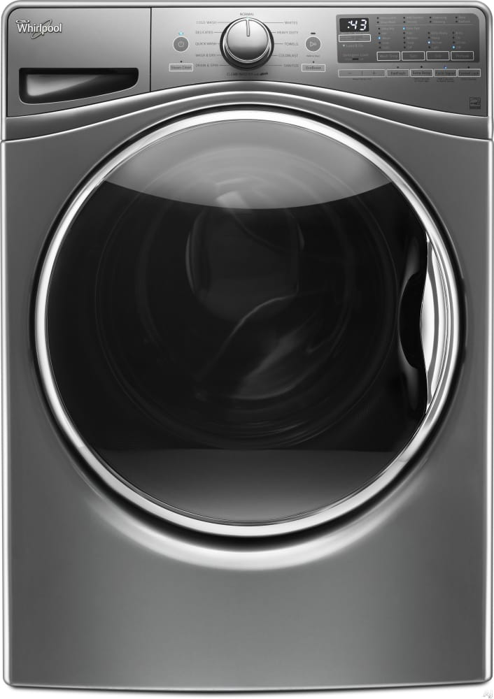 Whirlpool Wfw9290fc 27 Inch 4 2 Cu Ft Front Load Washer