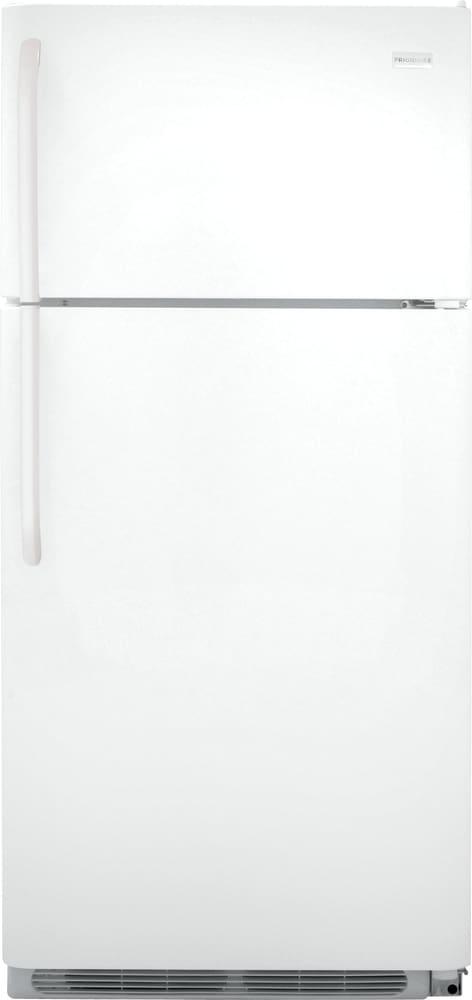 Frigidaire FFHT1814QW 30 Inch Top-Freezer Refrigerator with ENERGY ...