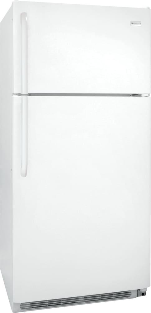 Frigidaire Fftr1821qw 30 Inch Top Freezer Refrigerator