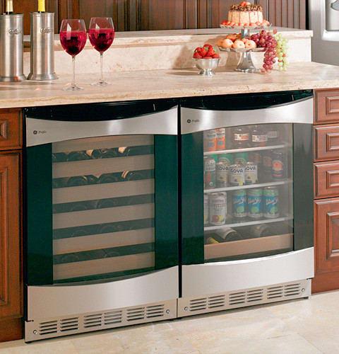 ge profile pcr06watss wine u0026 beverage center