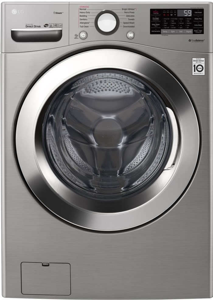 Lg Lgwadrgv37008 Stacked Washer Amp Dryer Set With Front