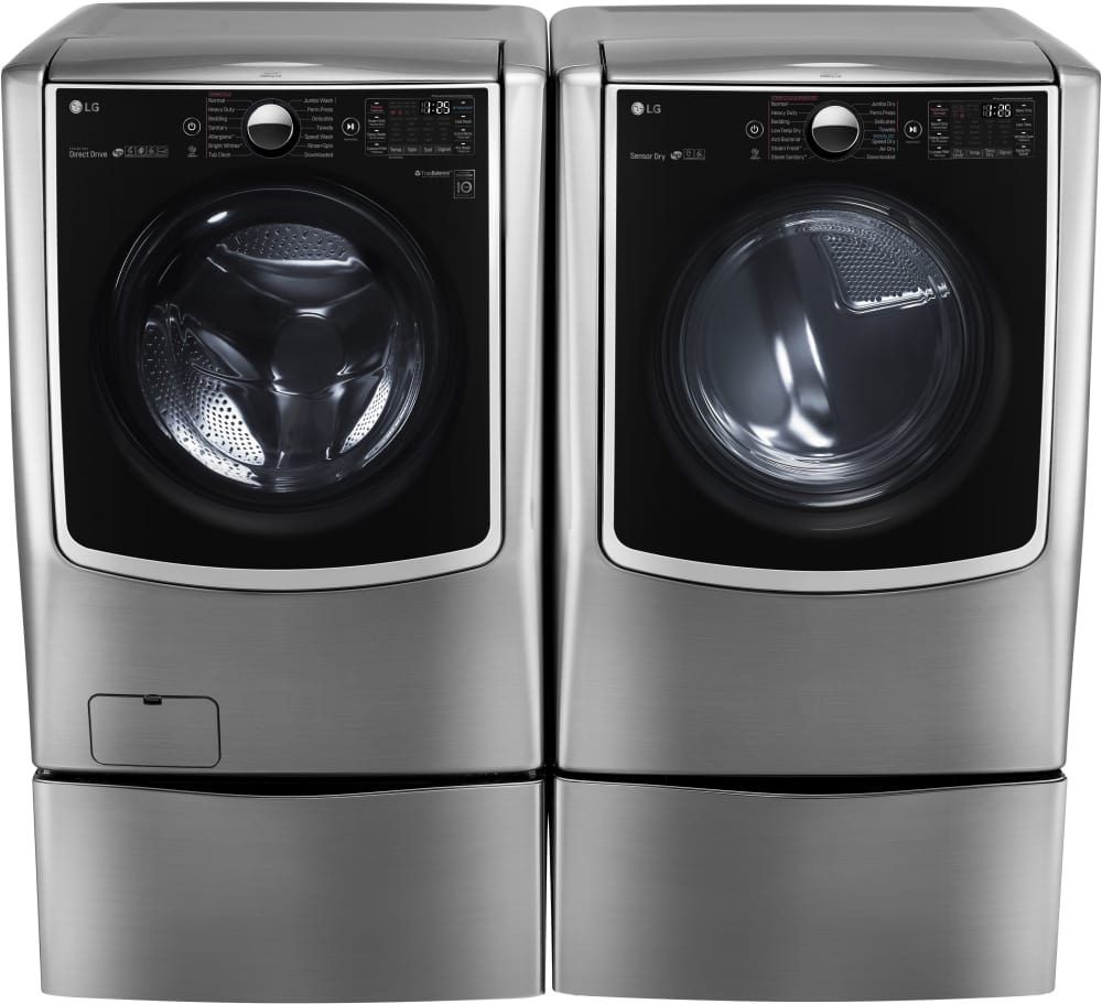 Lg Dryer Drum In The Hole ~ Lg wm h inch cu ft front load washer with