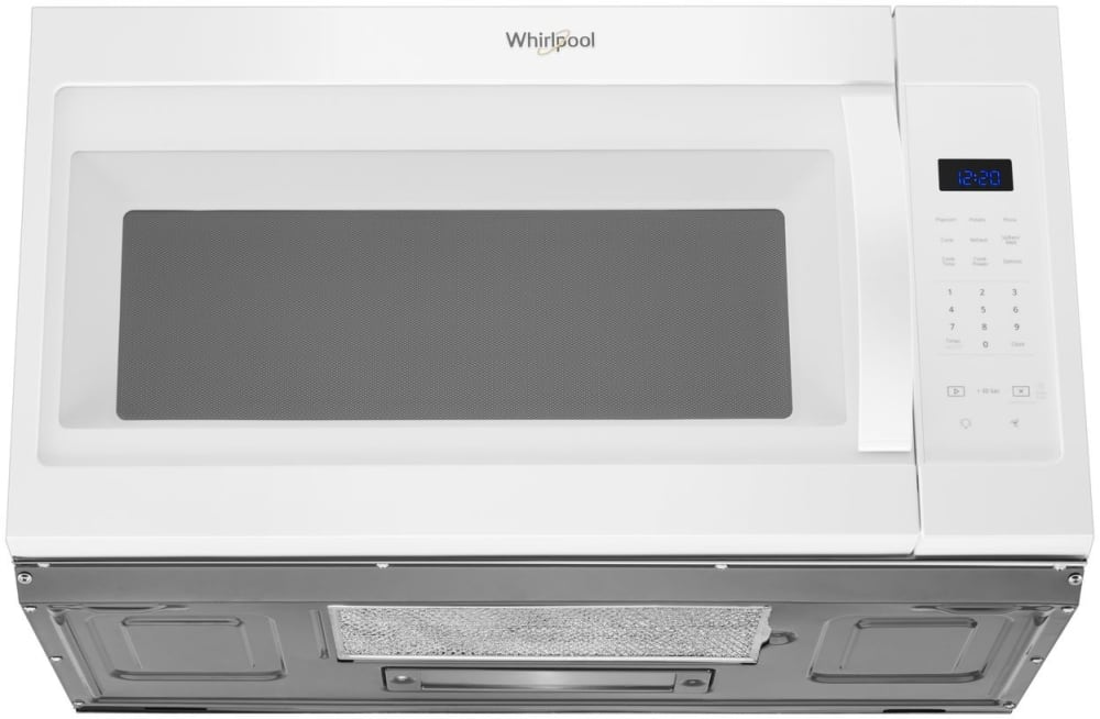 Whirlpool Wmh31017hw White Angle View