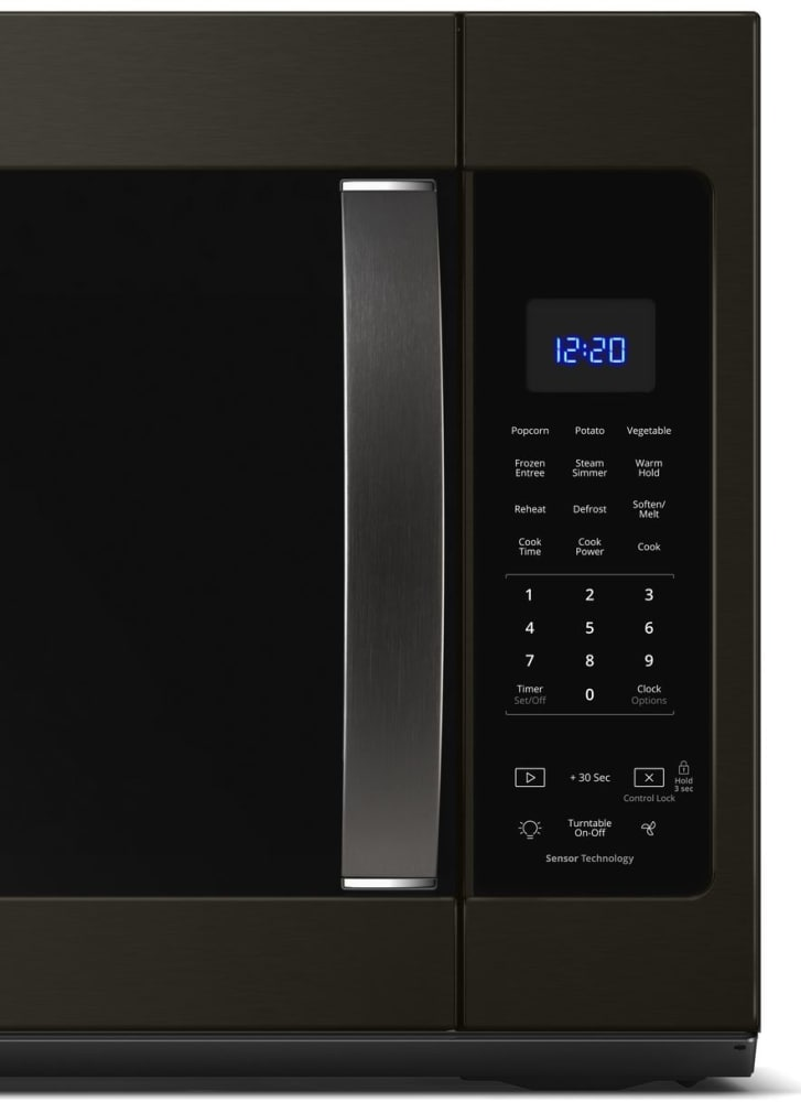 Whirlpool Wmh32519hv 1 9 Over The Range Microwave With