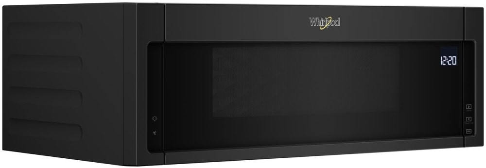 Whirlpool Wml75011hb 1 1 Cu Ft Over The Range Low