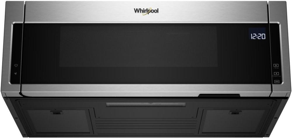 Whirlpool Wml75011hz 1 1 Cu Ft Over The Range Low
