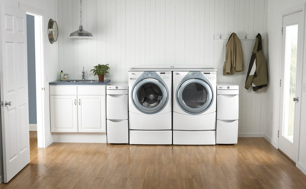 Whirlpool Wvp9000su Laundry Tower For Whirlpool Duet