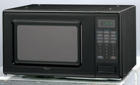 Whirlpool Mt4078sk 0 7 Cu Ft Countertop Microwave Oven W