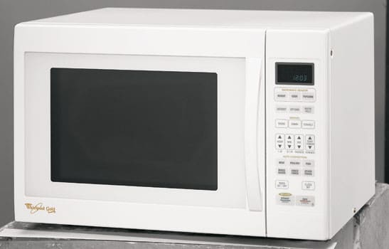 Whirlpool Gm8155xjq 1 5 Cu Ft Countertop Microwave With