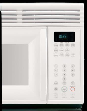 Whirlpool Mh8150xmb 1 5 Cu Ft Microwave Hood Combination